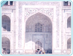 Architect of the Taj, Agra