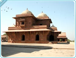 Birbal's House at Fatehpur Sikri