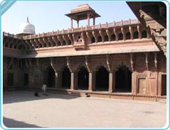 Machchhi Bhawan, Agra Fort