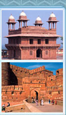 Monuments of Agra